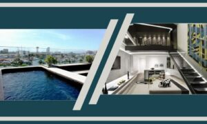 Duplex and Infinity Pool