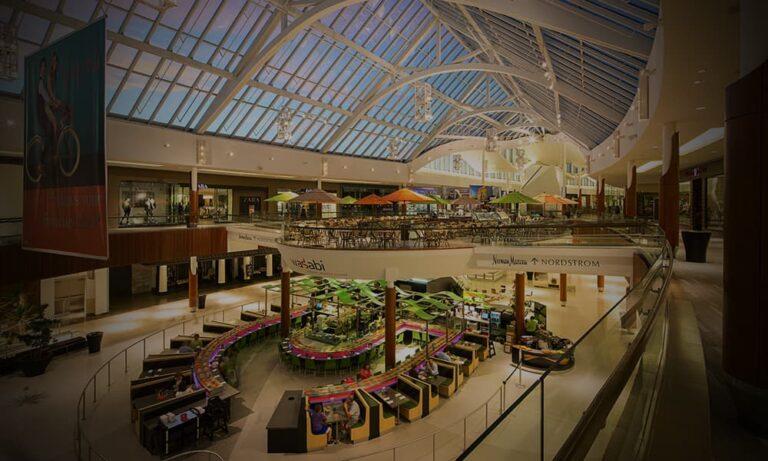 Top best shopping malls