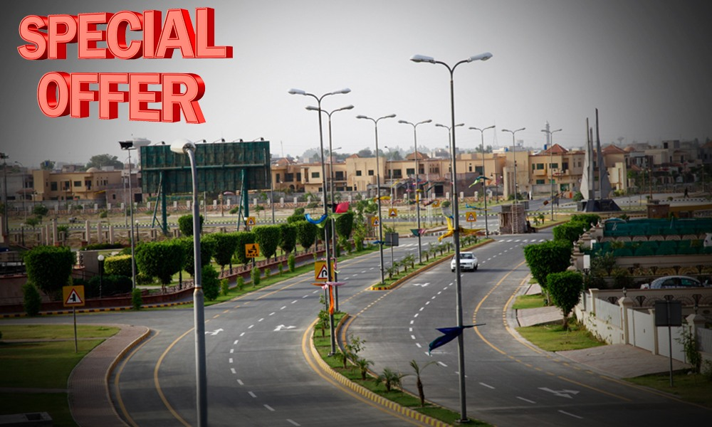 Special offer has been announced for Overseas Pakistanis by DHA Islamabad