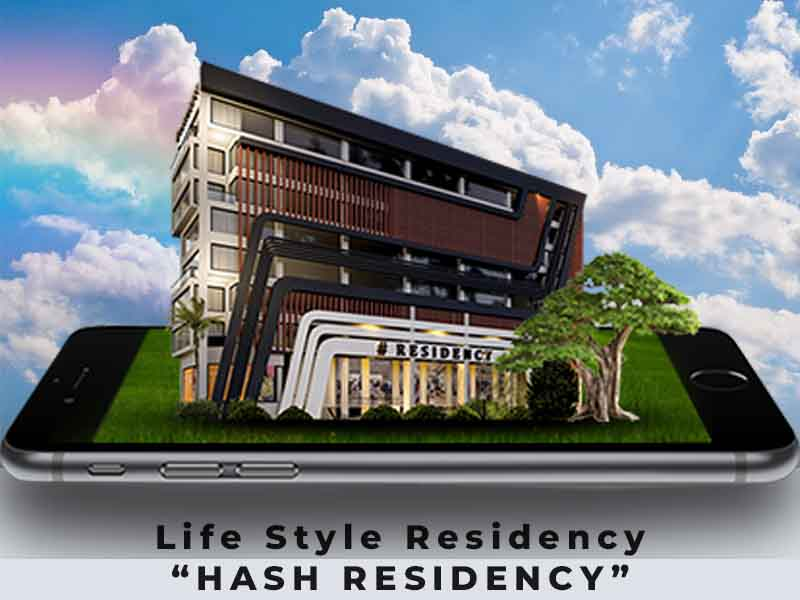 Lifestyle Residency in Islamabad the Hash Residency