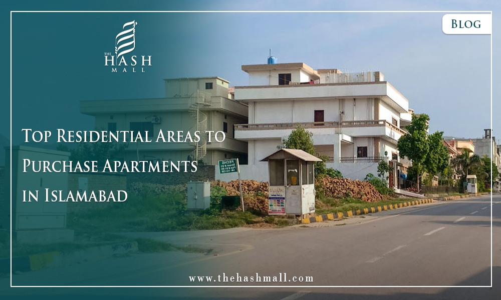Top Residential Areas