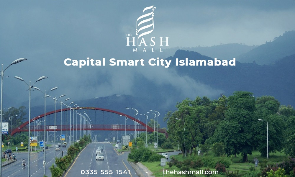 How to Make Money in Real Estate in the capital smart city Islamabad Pakistan?